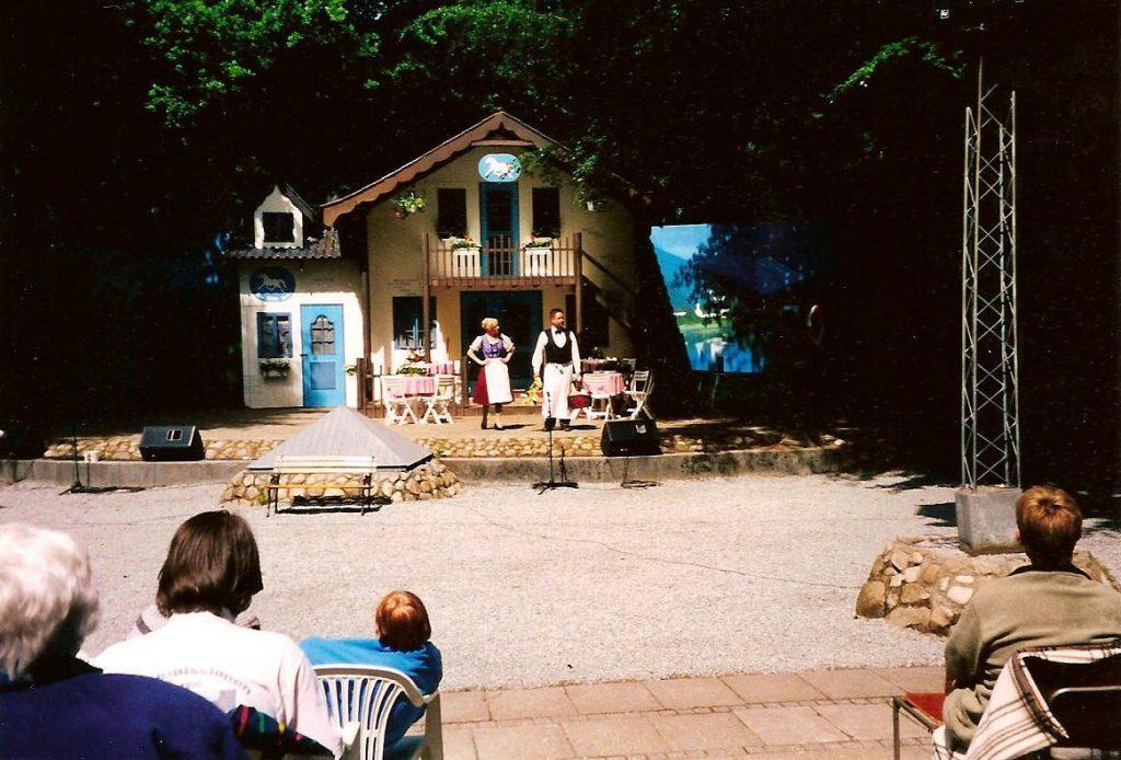 2001 Sommer i Tyrol